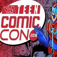 12th-Annual Teen Comic Con