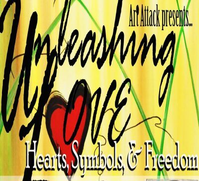Unleashing Love - Hearts, Symbols, & Freedom