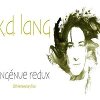 k.d. lang Ingenue Redux 25th Anniversary Tour