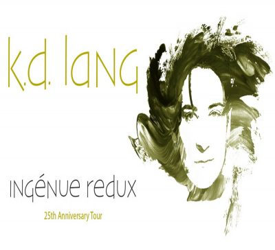 k.d. lang Ingenue Redux 25th Anniversary Tour