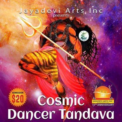 Cosmic Dancer Tandava