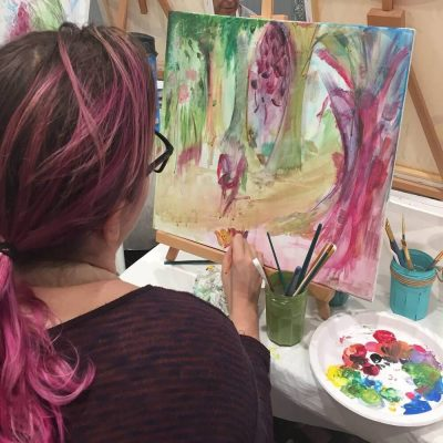 INTEGRATIVE PAINTING GROUP WORKSHOP