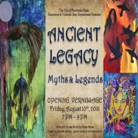 ANCIENT LEGACY: Myths and Legends