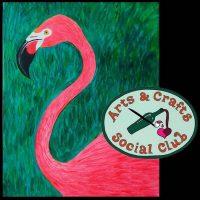 "BYOB Painting Class - ""Flamingo"""