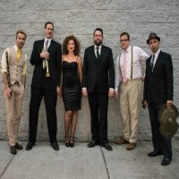 Svetlana and the Delancey Five