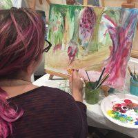 Integrative Painting Workshops