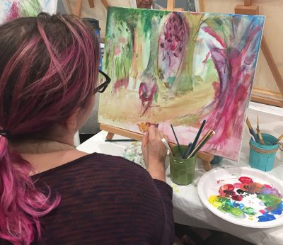 Integrative Painting Workshops