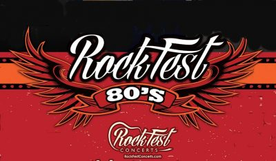 RockFest 80's Music Festival