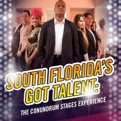 South Florida's Got Talent: The Conundrum Stages E...