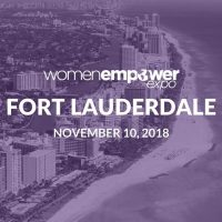 Women Empower Expo | WEX FTL 2018