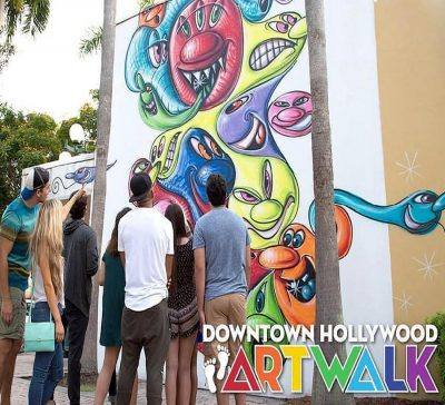 Walk This Way – A Hollywood, Florida Art Story Unlike Any Other
