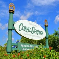 Coral Springs Sample Road Call to Artist