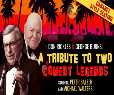 Don Rickles & George Burns: A Tribute to Two C...