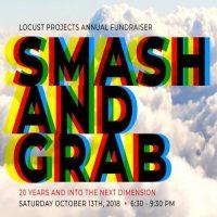 Locust Projects Smash & Grab Fundraiser