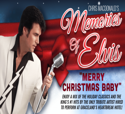 chris macdonalds memories of elvis merry christmas baby - Merry Christmas Baby