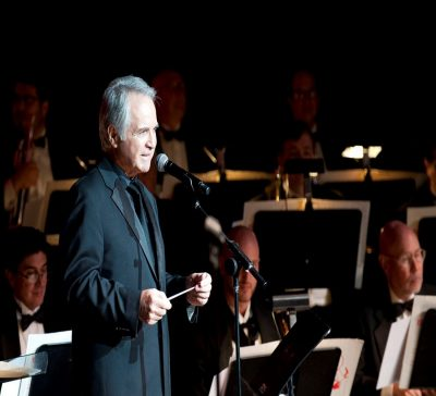 Jersey Boy Charles Calello and his 17 Piece Big Band pays Tribute to The 4 Seasons and More