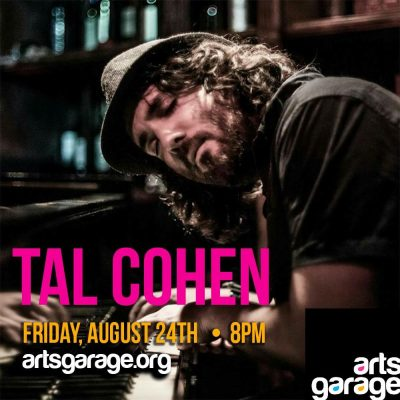 The Tal Cohen Quartet to perform at Arts Garage