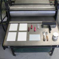 Intro to Linoleum Block Printing
