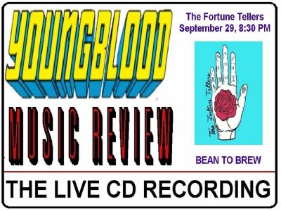 Youngblood Music Review - The Fortune Tellers