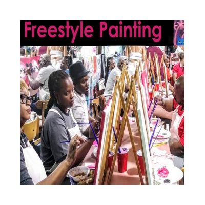 Freestyle Paint & Sip Freestyle Paint & Si...