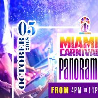 Miami Carnival Panorama Set for October 5, 2018