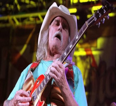 The Pompano Beach Amphitheater - Dickey Betts Band with Special Guest Billy Gibbons