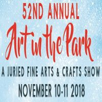 Call for Student Artists K-12 I Art in the Park, C...