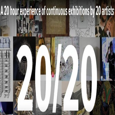 Call for Artists I Locust Projects 20/20 Exhibition