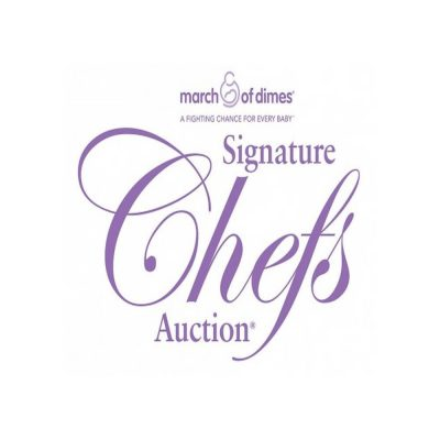 22nd Annual March of Dimes Signature Chefs Auction...