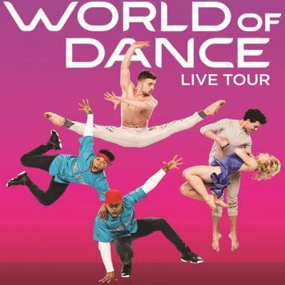 World of Dance Live