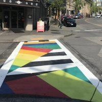 Street Art Meets Pedestrian Safety: Local Artists ...