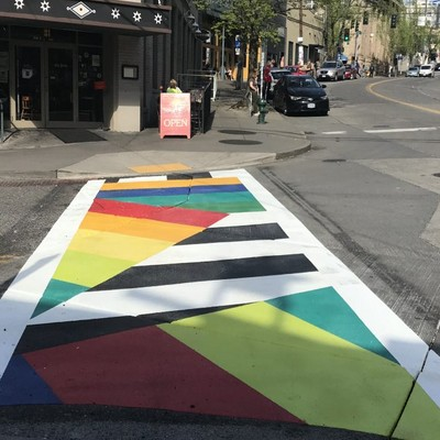 Street Art Meets Pedestrian Safety: Local Artists Invited to Submit Design Concepts for Downtown Hollywood Crosswalks