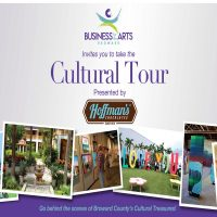 Business for the Arts of Broward Cultural Tour