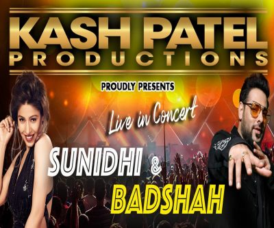 Badshah and Sunidhi Chauhan