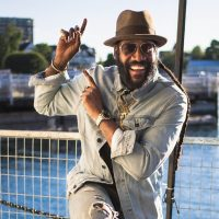 Tarrus Riley with Dean Fraser and The Blak Soil Band
