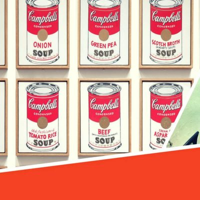 Free@TheFrank Workshop: Inspired by Andy Warhol Printmaking for Kids