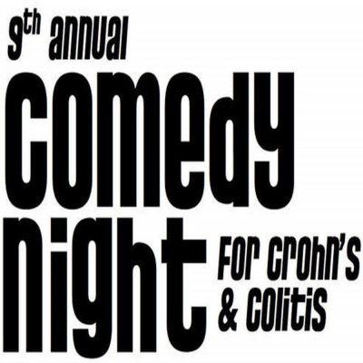 9th Annual Comedy Night for Crohn's & Colitis