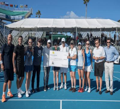 29th Annual Chris Evert/Raymond James Pro-Celebrity Tennis Classic