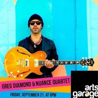 Greg Diamond and Nuance at Arts Garage