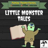 """Sensory-Friendly """"Little Monster Tales"""""""