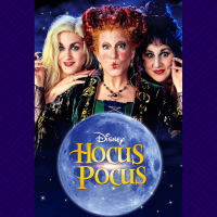 """Film@SRT Spooky Series: """"Hocus Pocus"""""""