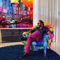 Colombian Artist Hector Prado to Speak at Arts Mean Business Speaker Series in October