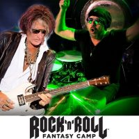 Rock 'n' Roll Fantasy Camp with Aerosmith's Joe Perry Led Zeppelin Evening's Jason Bonham