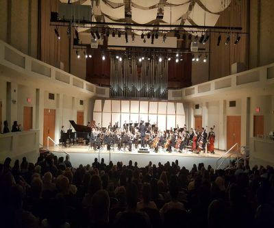 FIU Music Festival: FIU Symphony Orchestra's Family Halloween Concert