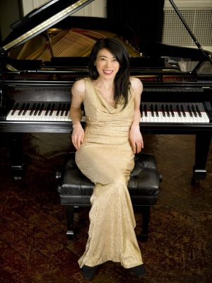 FIU Music Festival: Philip Glass Etudes with Jenny Lin