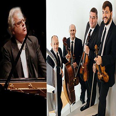 FIU Music Festival: FIU Meets Juilliard with Amernet String Quartet & Joseph Kalichstein