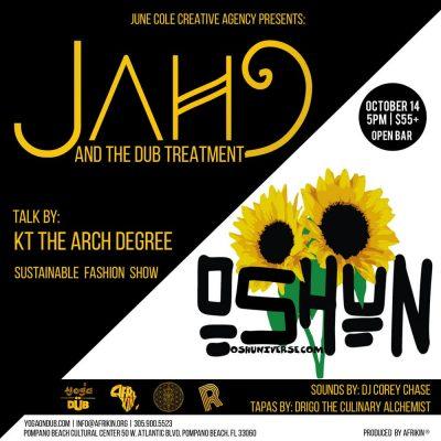 Mélange featuring Jah9 & OSHUN