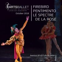 Firebird, Le Spectre de la Rose, Pentimento