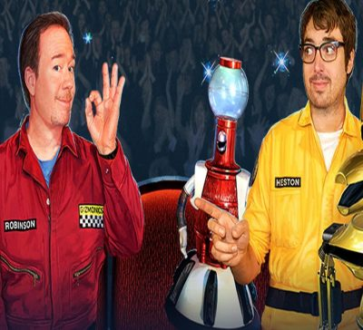 MYSTERY SCIENCE THEATER 3000 LIVE 30TH ANNIVERSARY TOUR - THE BRAIN