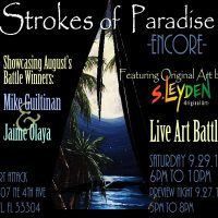 Strokes of Paradise: Encore